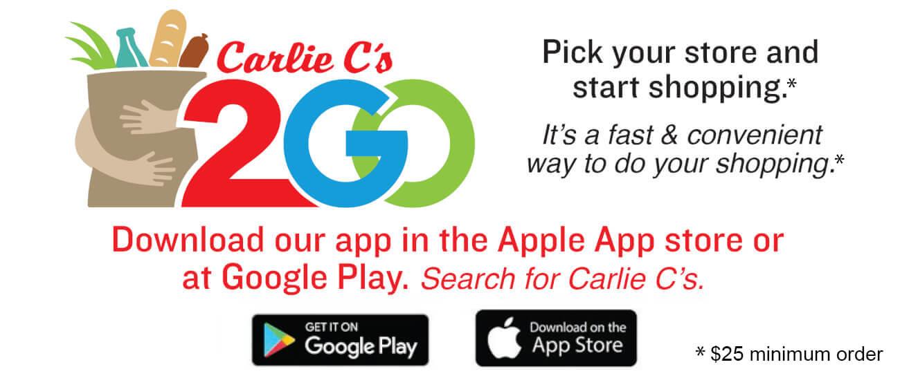 Carlie Cs 2GO