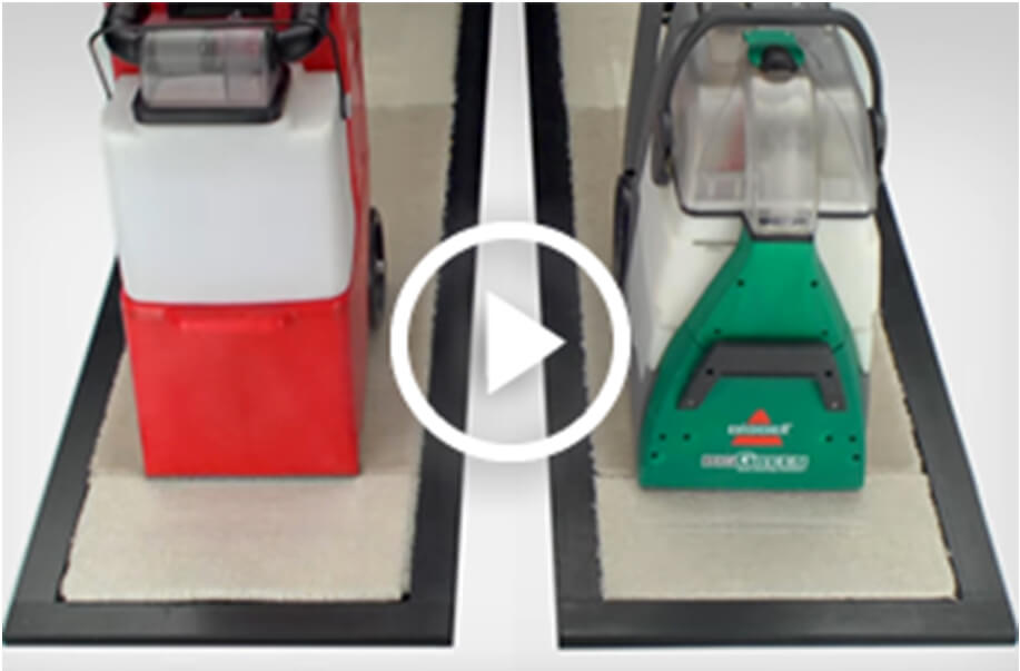 Cleans Better, Dries Faster - YouTube Video